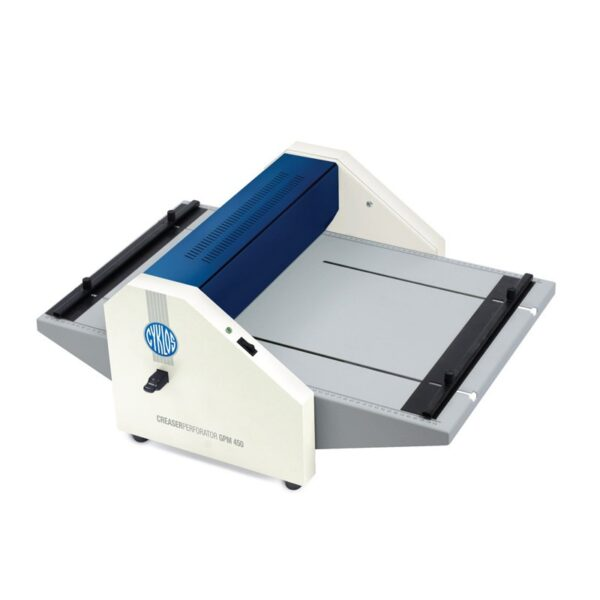 GPM450 Electric Creasing & Perforating Machine