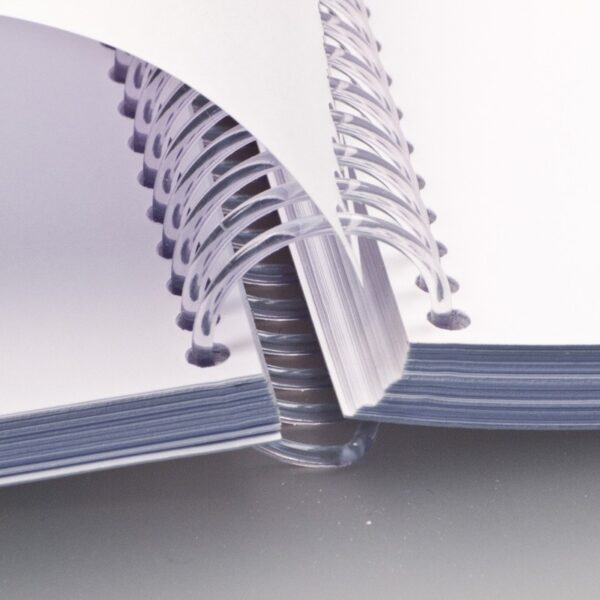 6mm - 10mm Pitch PVC Coil
